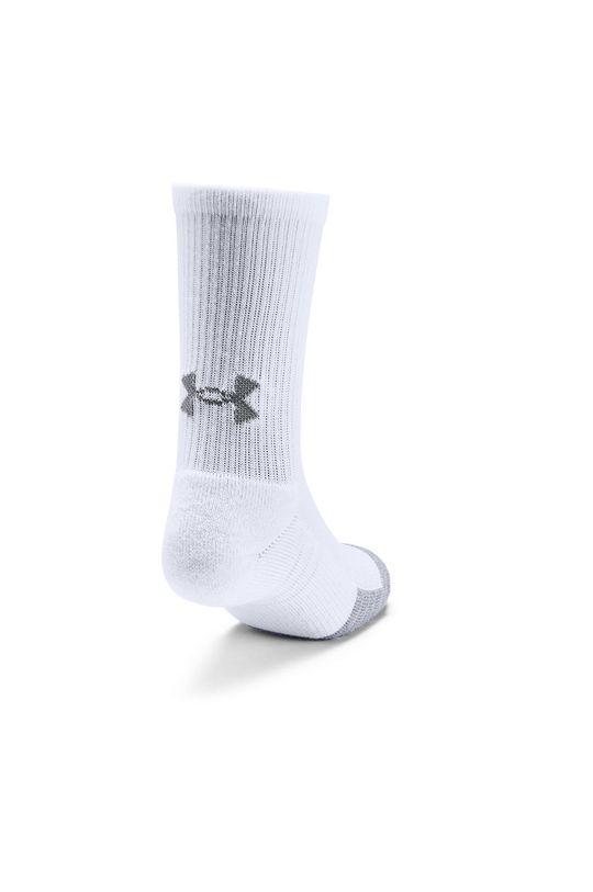 Under Armour - Dětské ponožky (3-pack) bílá