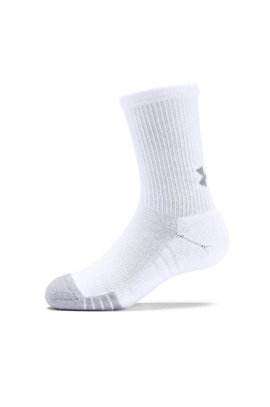 Under Armour - Dětské ponožky (3-pack)  3% Elastan, 97% Polyester