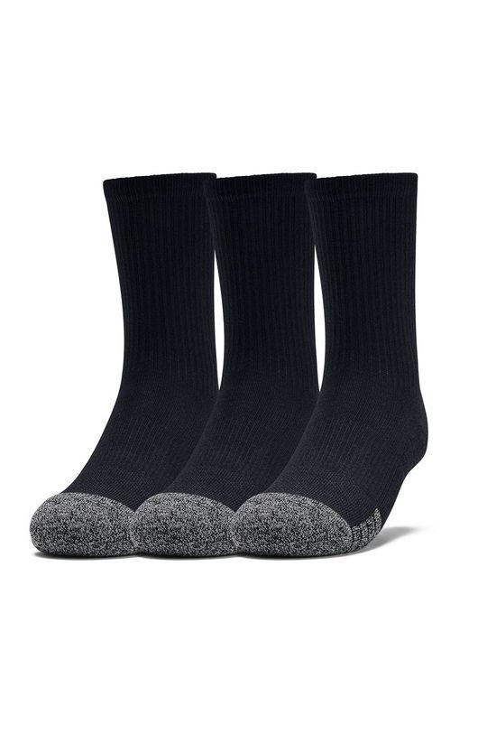 černá Under Armour - Dětské ponožky (3-pack)