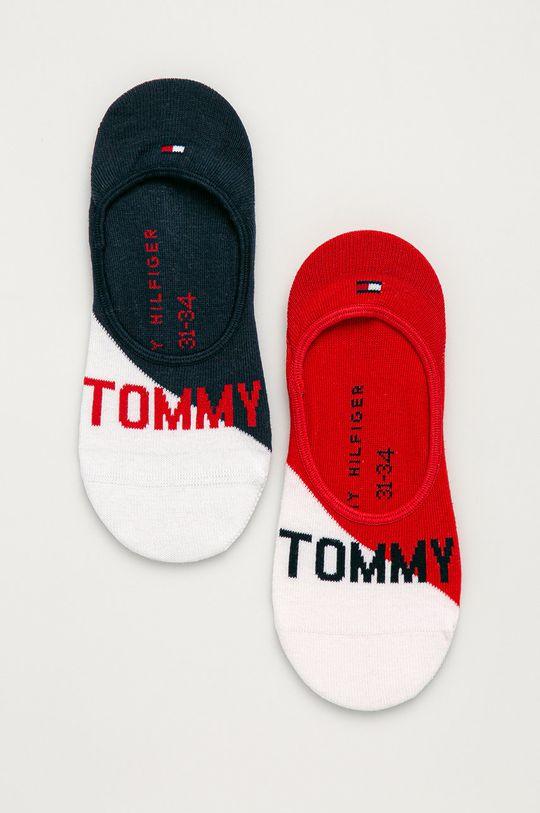 námořnická modř Tommy Hilfiger - Dětské ponožky (2-pack) Dětský