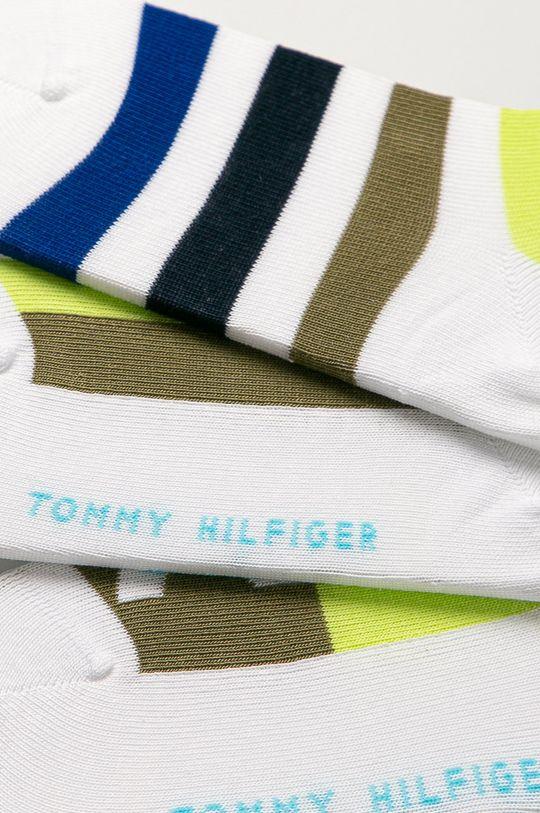 Tommy Hilfiger - Sosete copii (3-pack) albastru