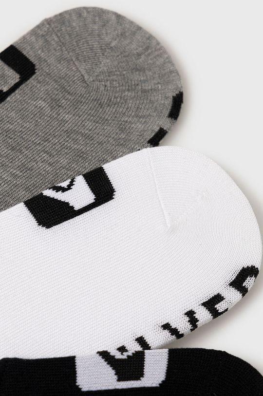 Quiksilver - Kotníkové ponožky (3-pack) vícebarevná