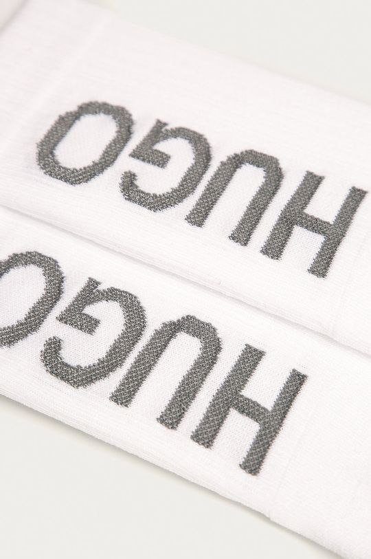 Hugo - Ponožky bílá