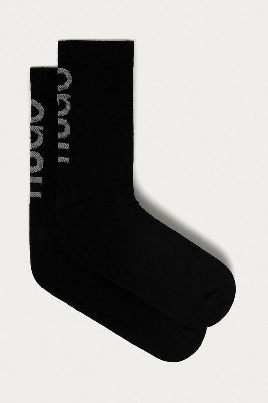 černá Hugo - Ponožky Pánský