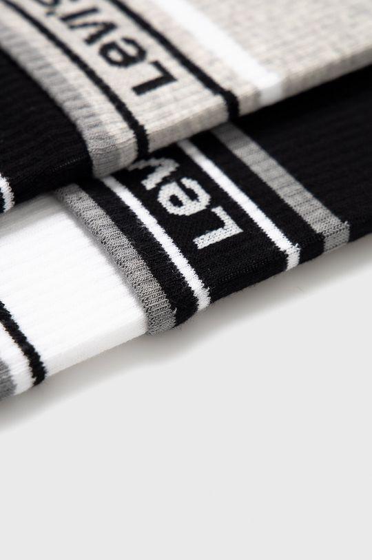 Levi's - Skarpetki (2-pack) czarny