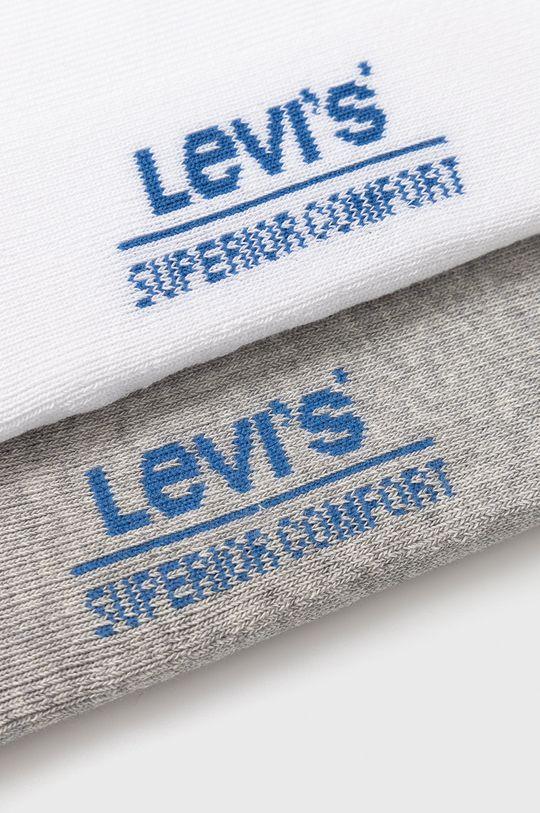 Levi's - Skarpetki (2-pack) biały