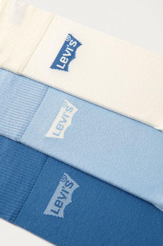 Levi's - Ponožky (3-pak) modrá