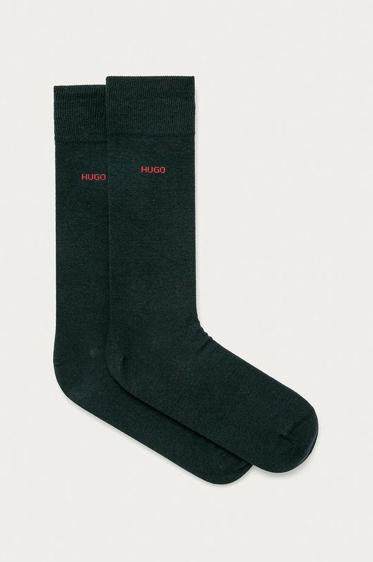 tmavomodrá Hugo - Ponožky (2-pak) Pánsky
