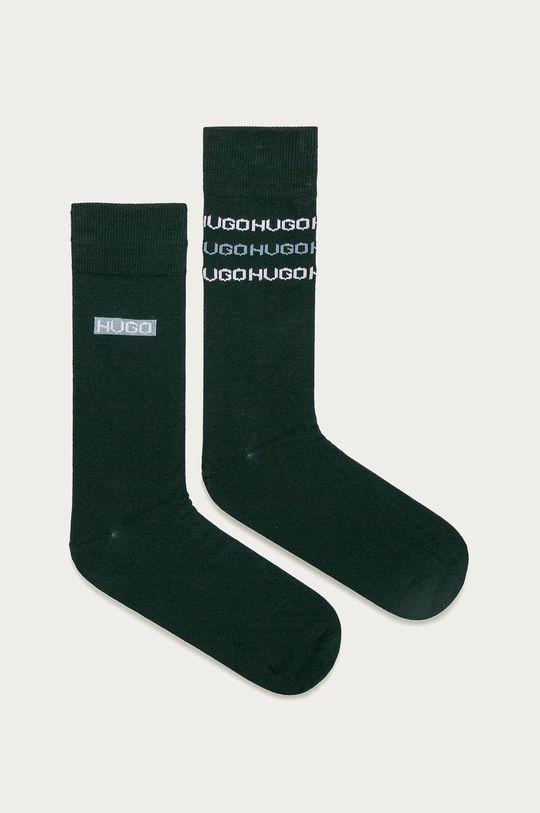 námořnická modř Hugo - Ponožky (2-pack) Pánský