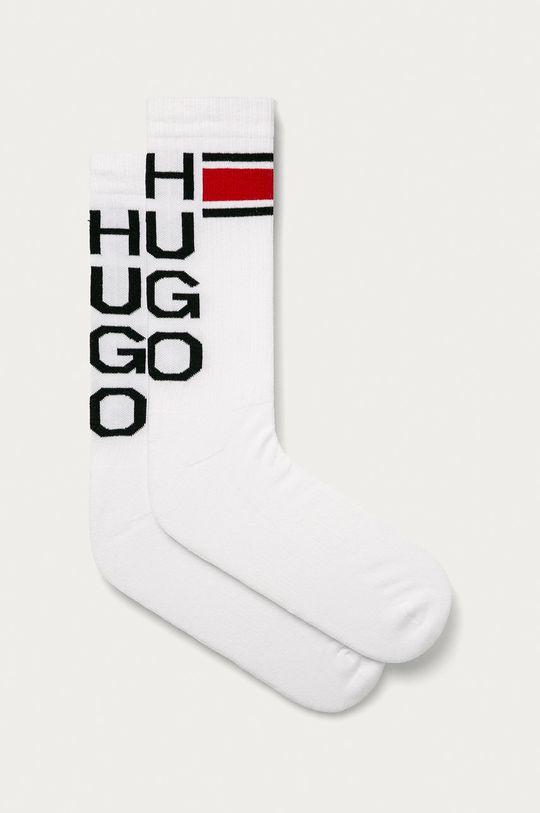 biela Hugo - Ponožky Pánsky