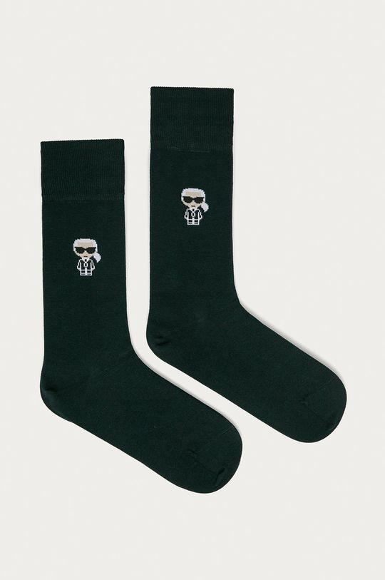 tmavomodrá Karl Lagerfeld - Ponožky Pánsky
