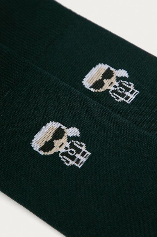 Karl Lagerfeld - Ponožky tmavomodrá