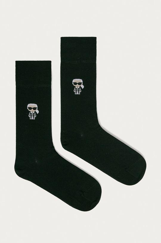 čierna Karl Lagerfeld - Ponožky Pánsky