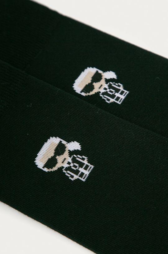 Karl Lagerfeld - Ponožky čierna