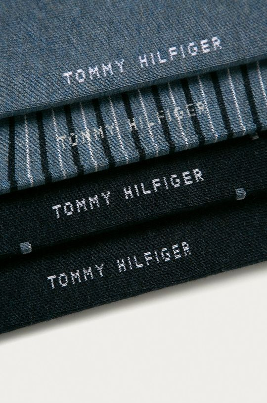Tommy Hilfiger - Ponožky (4-pack)  76% Bavlna, 2% Elastan, 22% Nylon