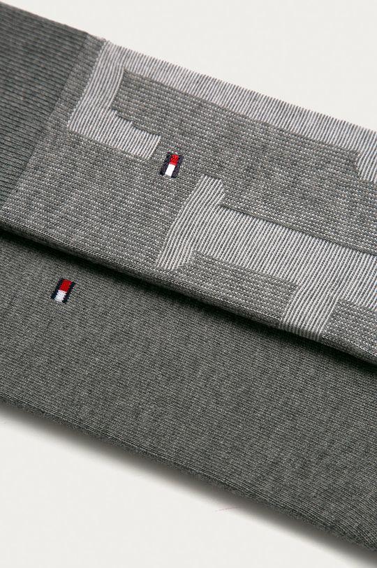 Tommy Hilfiger - Ponožky (2-pack) šedá