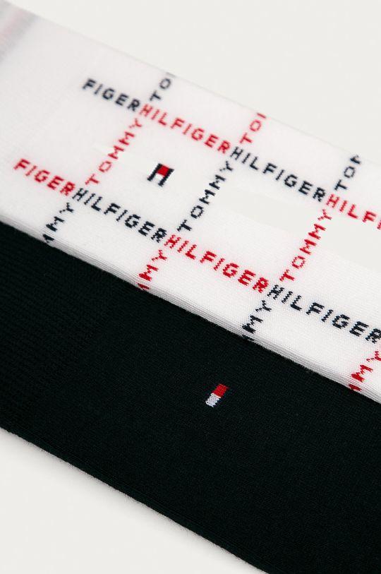 Tommy Hilfiger - Ponožky (2-pack) bílá