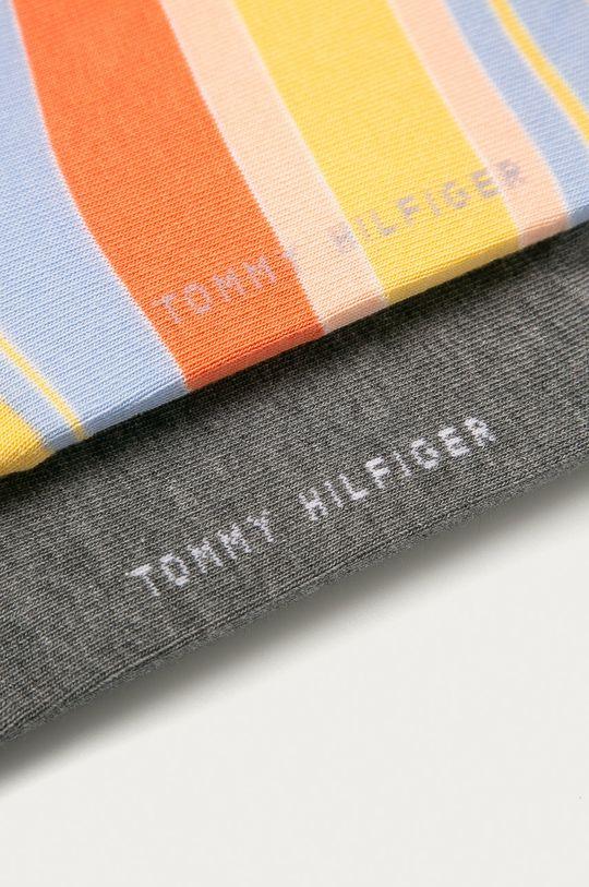Tommy Hilfiger - Ponožky (2-pack) žlutá