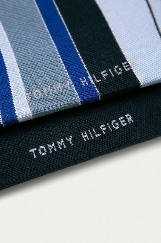 Tommy Hilfiger - Skarpetki (2-pack) granatowy