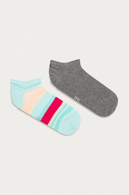 mátová Tommy Hilfiger - Ponožky (2-pack) Pánský