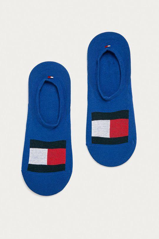 fialová Tommy Hilfiger - Ponožky (2-pack) Pánský