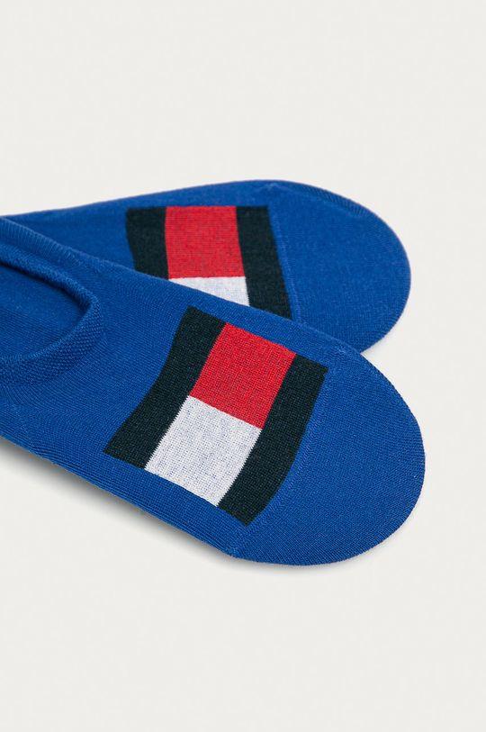 Tommy Hilfiger - Ponožky (2-pack) fialová