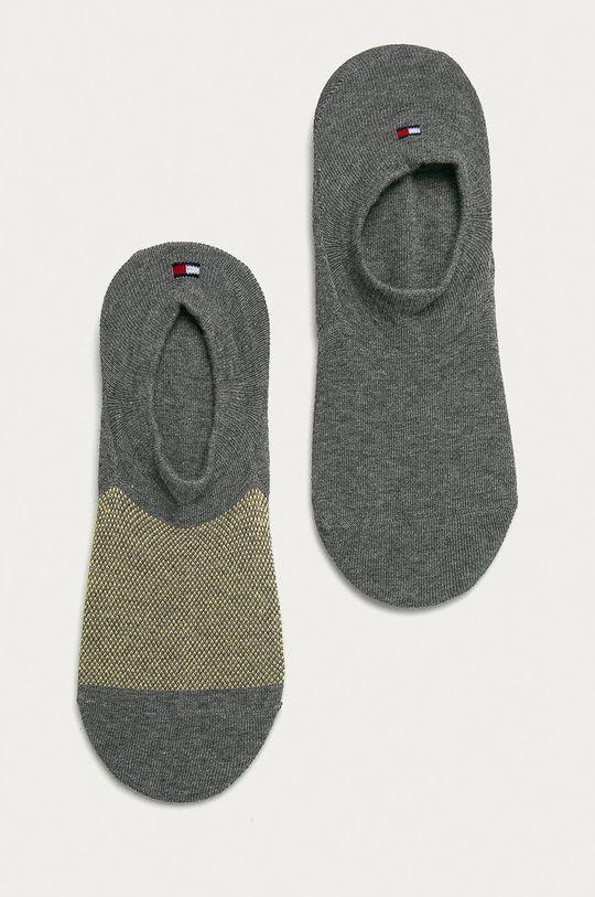 šedá Tommy Hilfiger - Ponožky (2-pack) Pánský