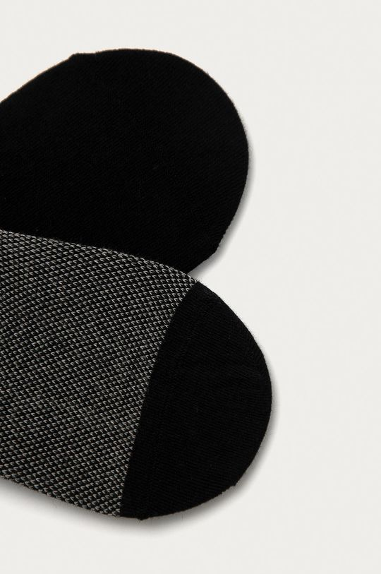 Tommy Hilfiger - Ponožky (2-pack) černá