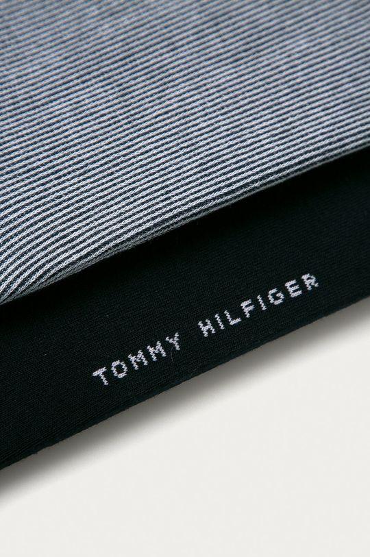 Tommy Hilfiger - Ponožky (2-pak) svetlomodrá