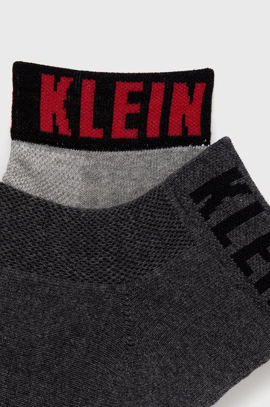 Calvin Klein - Ponožky (3-pack) vícebarevná