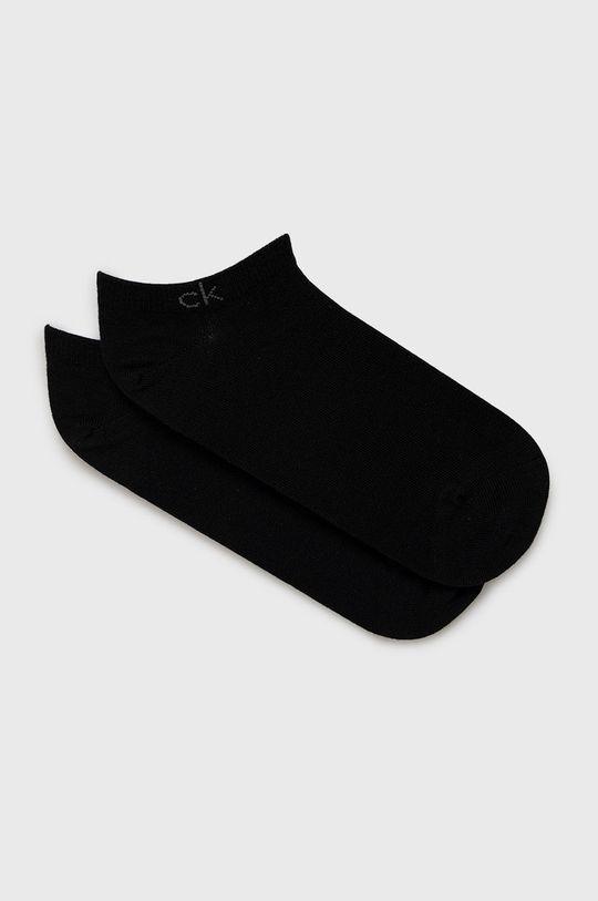čierna Calvin Klein - Ponožky (2-pack) Pánsky