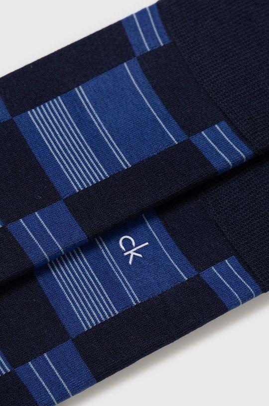 Calvin Klein - Ponožky tmavomodrá