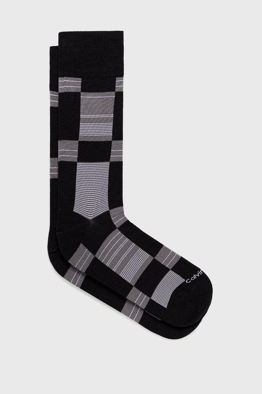 černá Calvin Klein - Ponožky Pánský