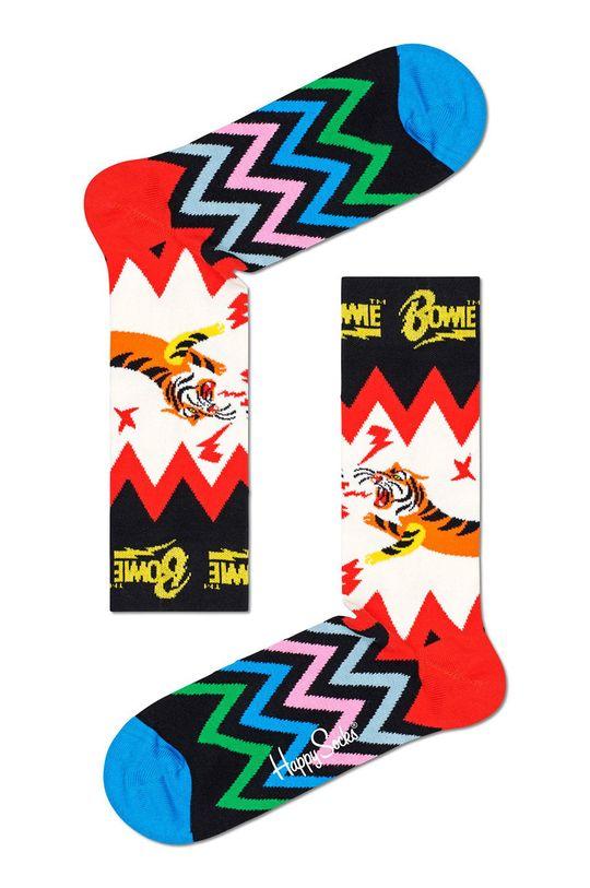 Happy Socks - Skarpety Electric Tiger multicolor