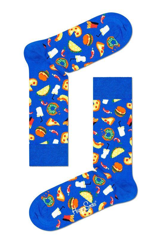 viacfarebná Happy Socks - Ponožky Junk Food Pánsky
