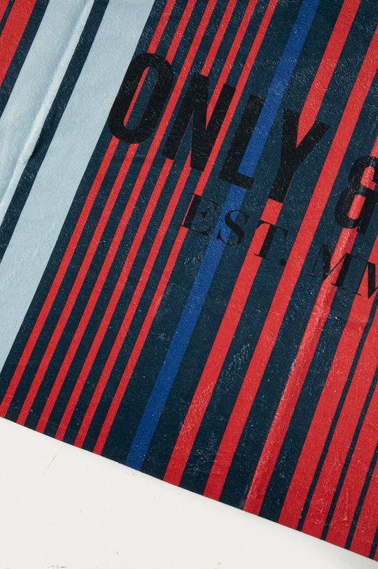 Only & Sons - Ręcznik czerwony