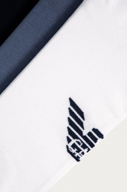 Emporio Armani - Ponožky (3-pack) vícebarevná