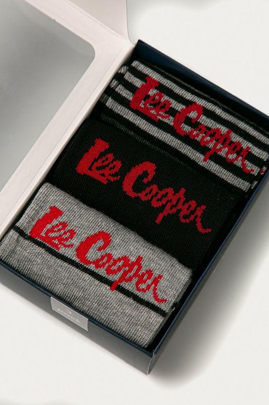 Lee Cooper - Ponožky (3-pak) viacfarebná