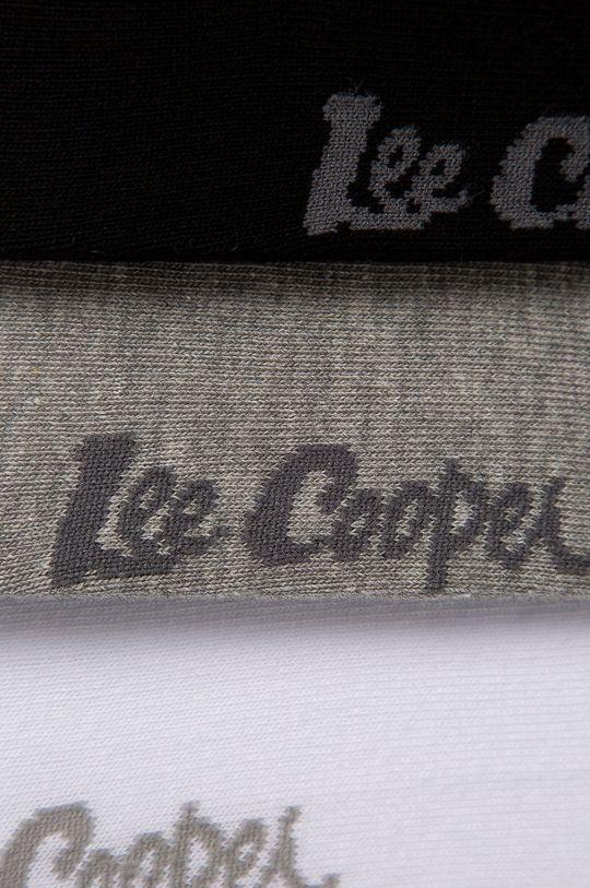 Lee Cooper - Skarpetki (3-pack) szary