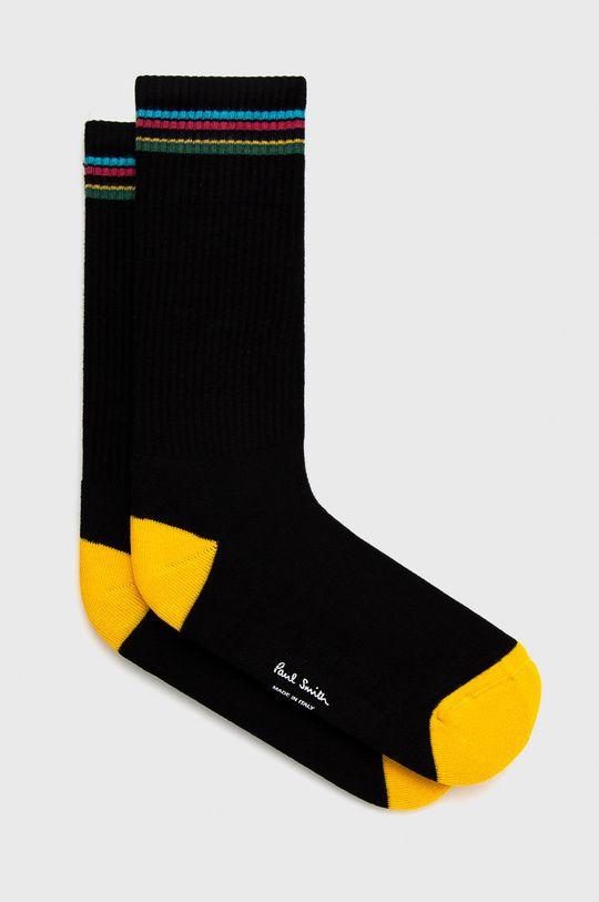 čierna PS Paul Smith - Ponožky Pánsky