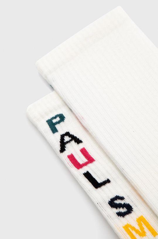 PS Paul Smith - Ponožky biela