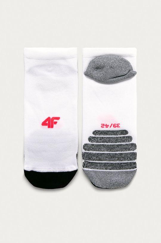 biela 4F - Ponožky Pánsky