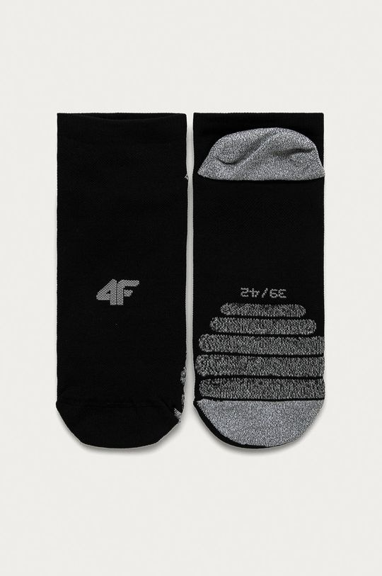 černá 4F - Ponožky Pánský