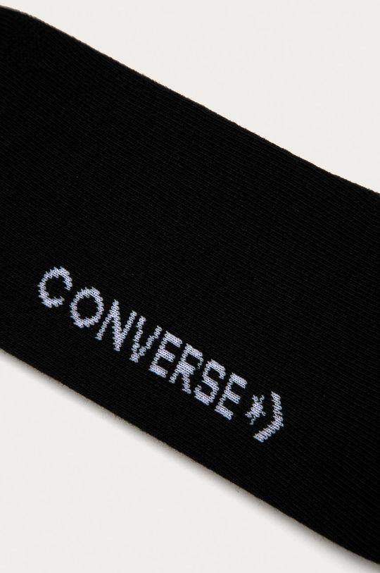Converse - Ponožky (2-pak) čierna