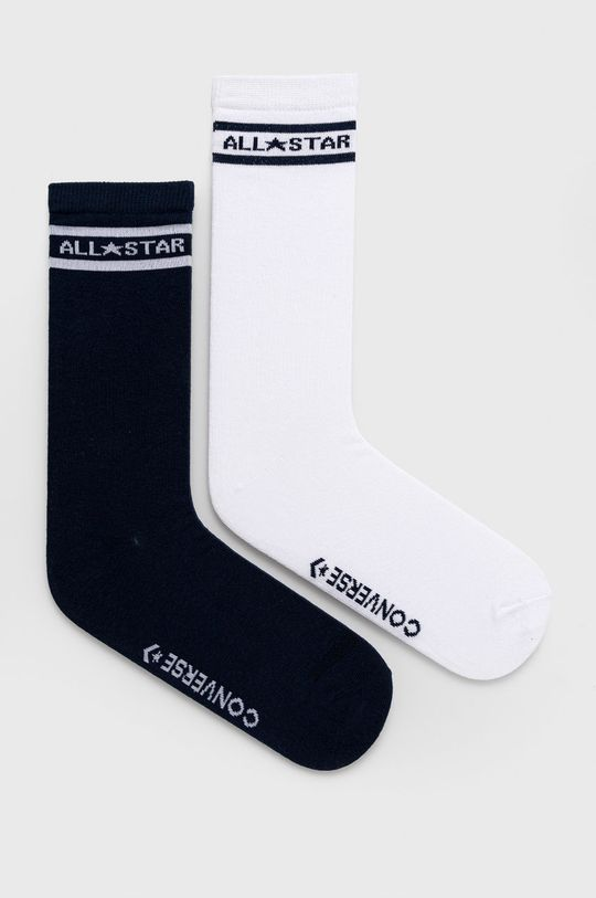 vícebarevná Converse - Ponožky (2-pack) Pánský
