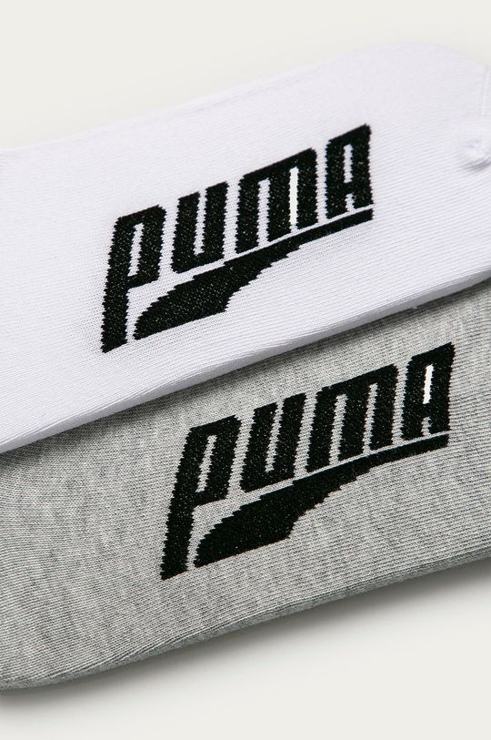 Puma - Ponožky (2-pack) bílá