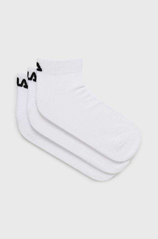 biela Fila - Ponožky (3-pak) Pánsky