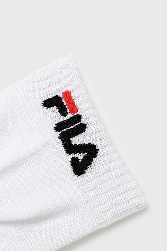 Fila - Ponožky (3-pak) biela