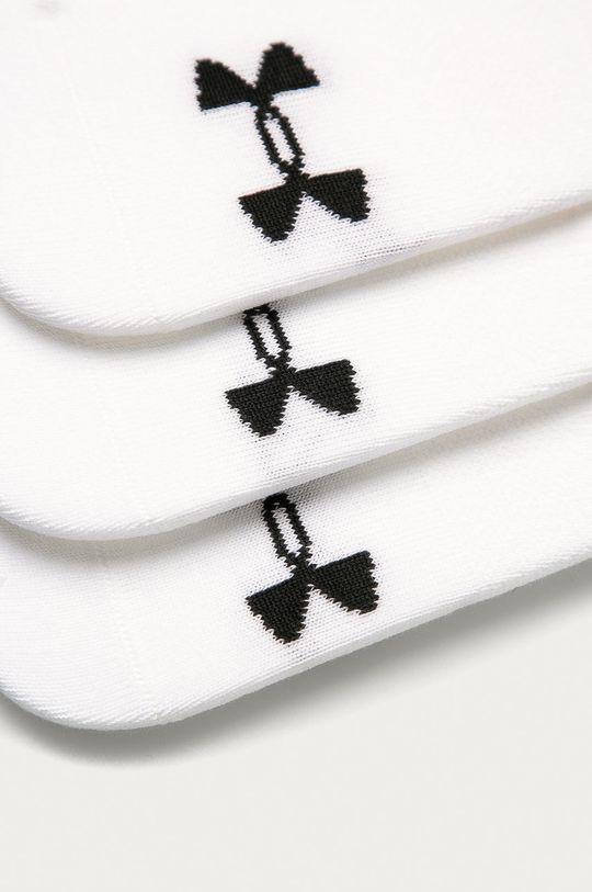 Under Armour - Ponožky (3-pack) bílá