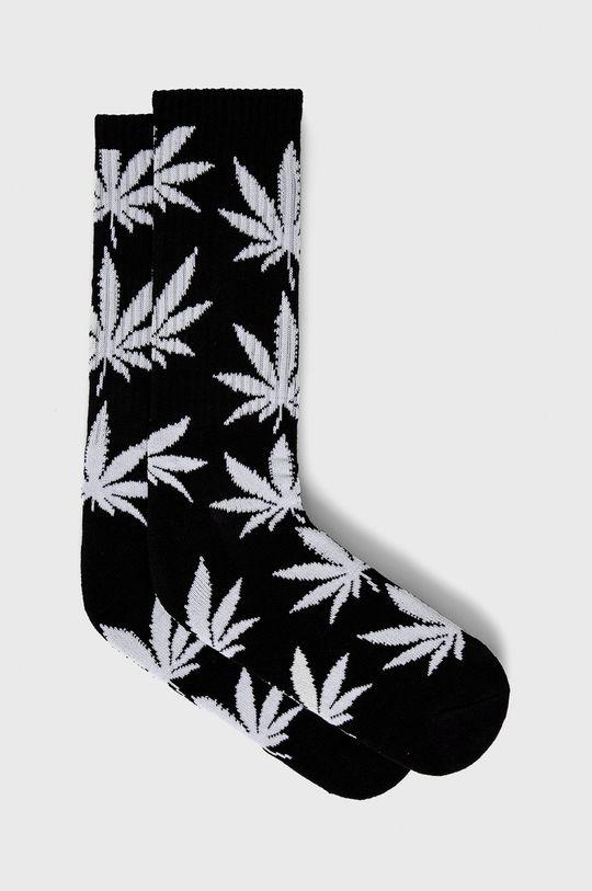 čierna HUF - Ponožky Pánsky